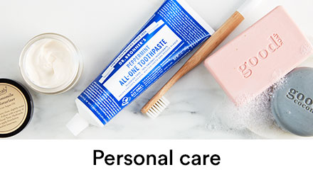 Health, Beauty, and Personal Care