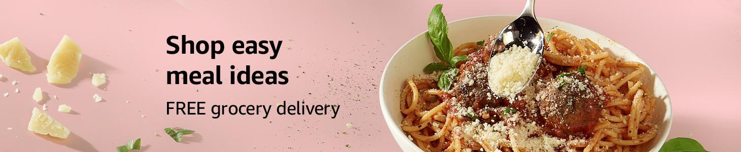 Shop easy meal ideas