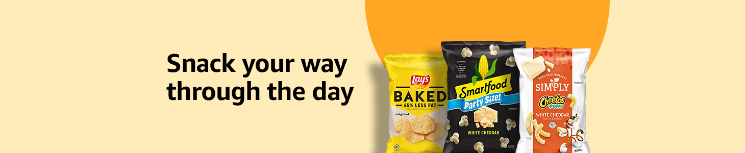 Snack your way through the day
