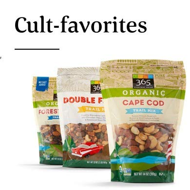 Clut-faves: snacks, sweets & more