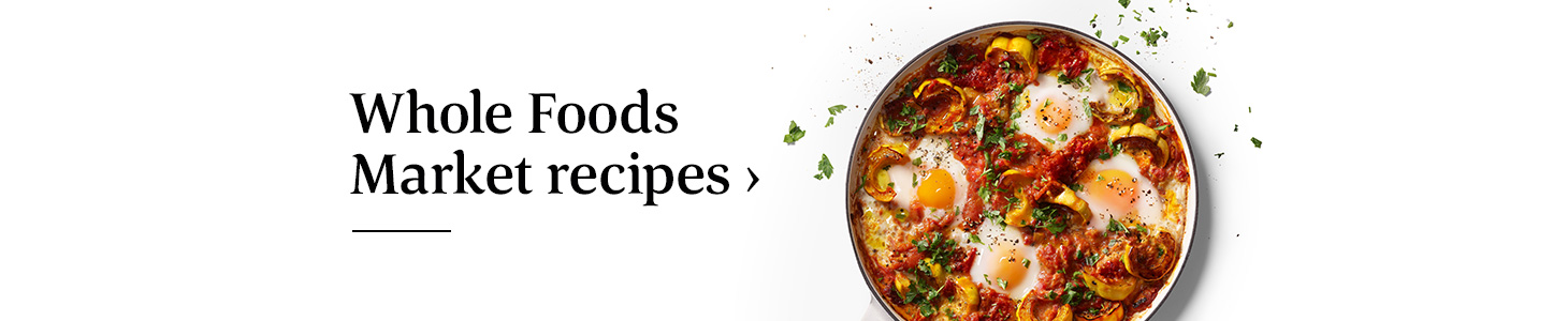 Whole Foods Market recipes on Amazon ›