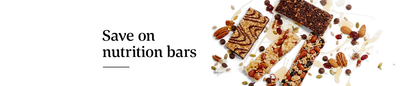 Save on nutrition bars