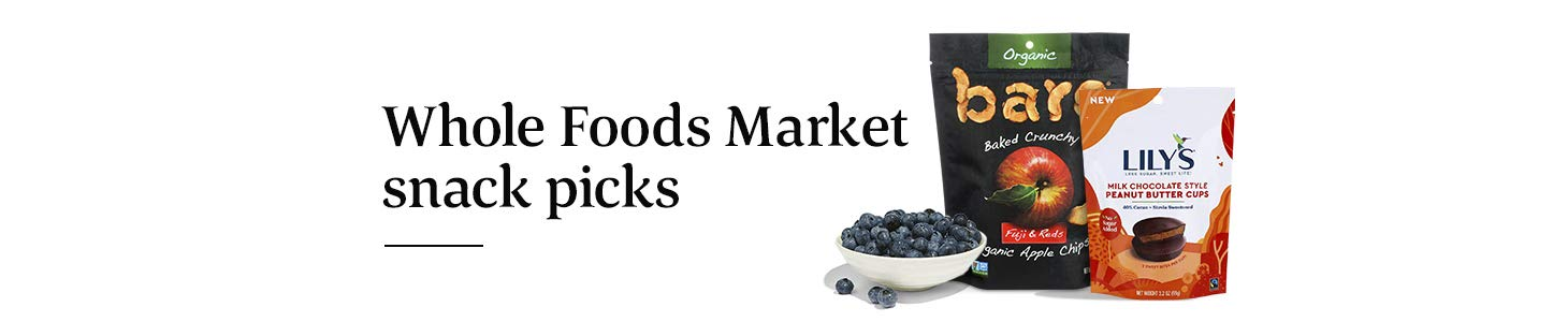 Whole Foods Market Snack Picks