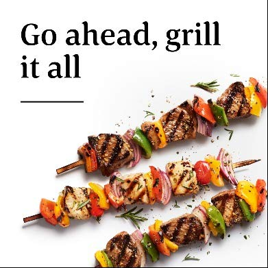 Go ahead, grill it all