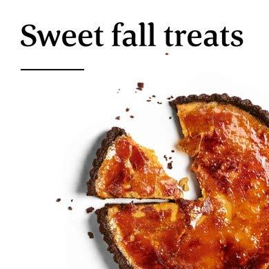 Sweet fall treats
