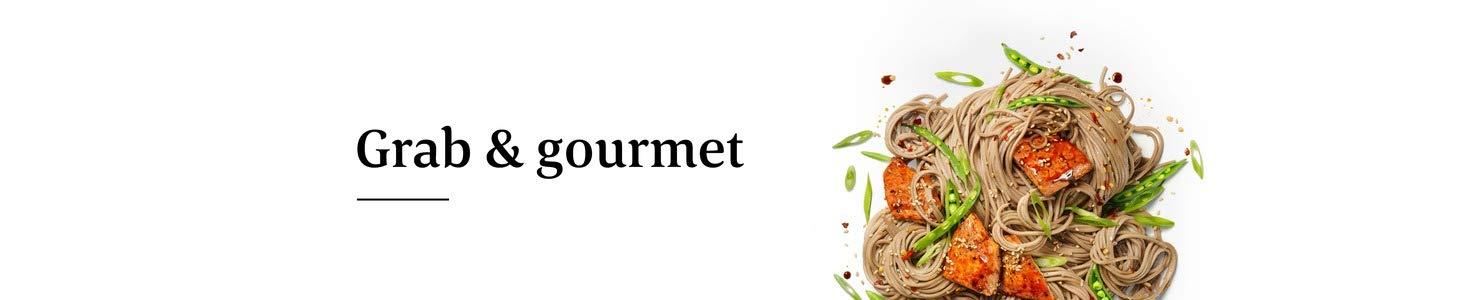 Grab & gourmet
