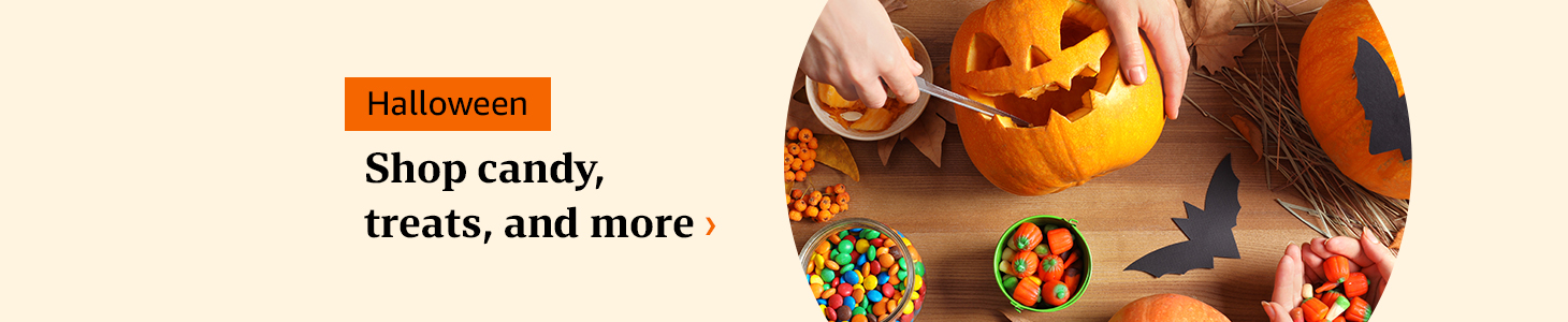 Shop candy, treats, and more