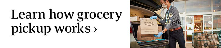 Learn how grocery pickup works ›