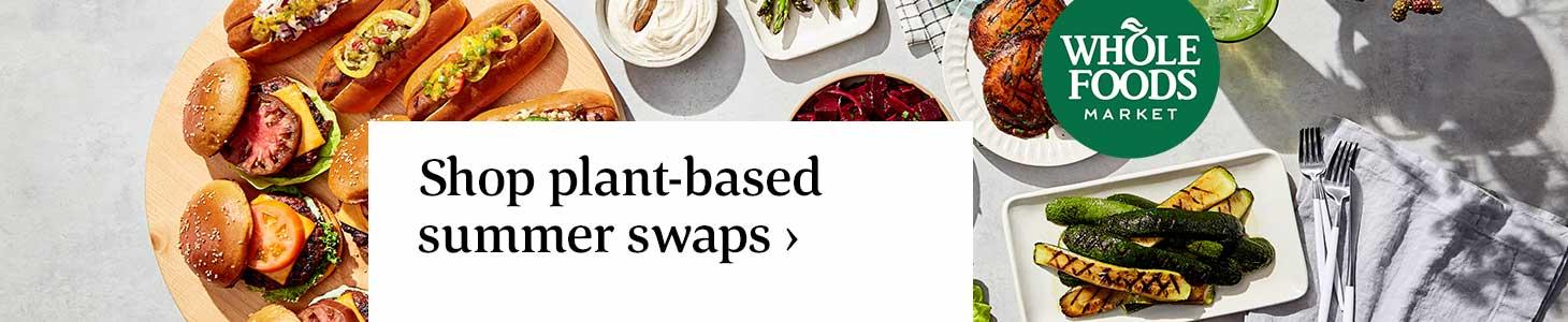 Shop plant-based summer swaps  ›
