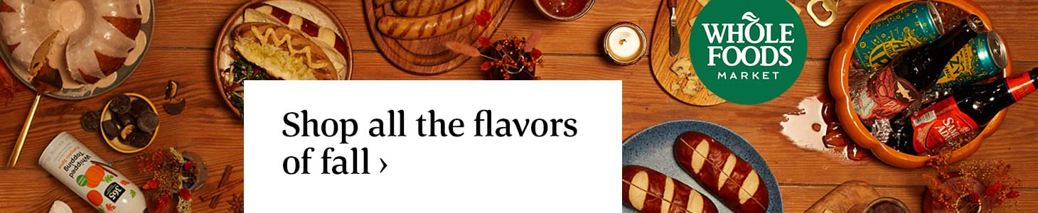 Shop all the flavors of fall ›