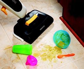 Amazon Com Oreck Grab It Amp Steam It Floor Cleaners