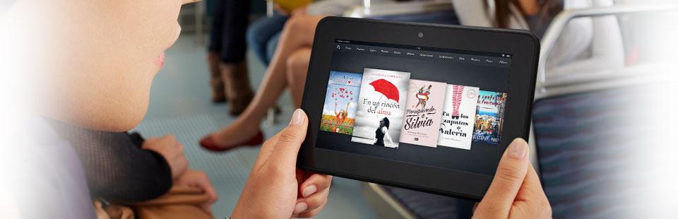 Cree y venda fantásticos libros Kindle para millones de lectores en todo el mundo.