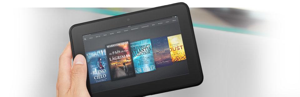 94a6e055d Cree y venda fantásticos libros Kindle para millones de lectores en todo el  mundo.
