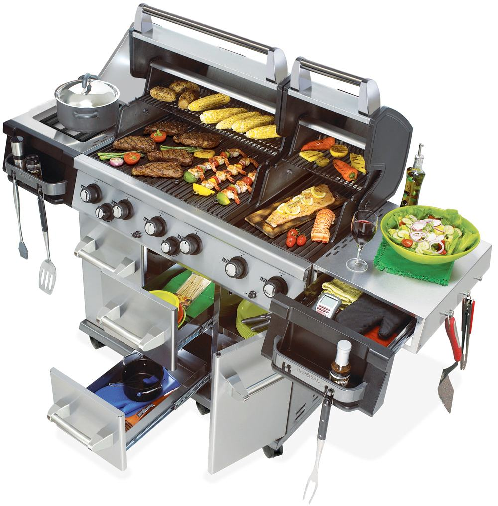 Professional Cooking Appliances ~ Amazon broil king imperial xl natural gas