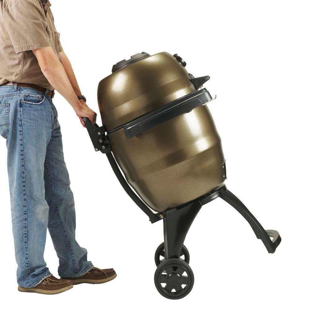 broil king steel keg bkk4000 charcoal grill. Black Bedroom Furniture Sets. Home Design Ideas