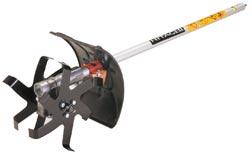 Hitachi split-shaft grass trimmer