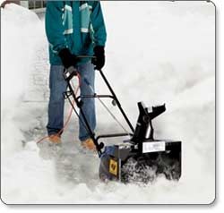 Snow Joe Ultra SJ620 18-Inch Electric Snow Thrower