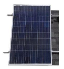 Grape Solar Residential Solar Power System rack-mount