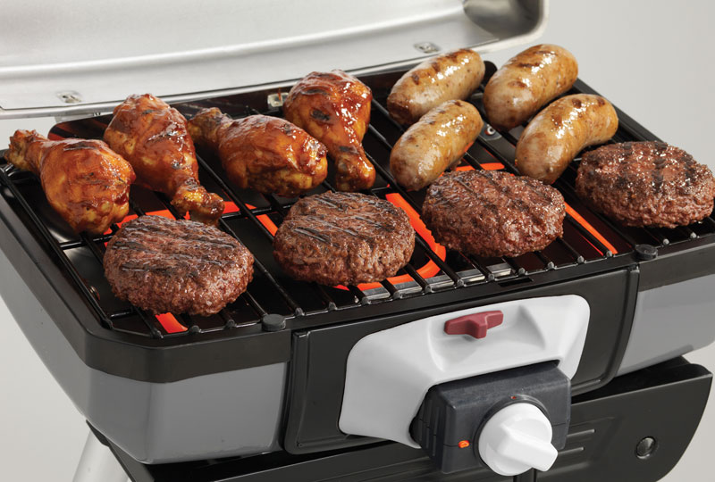 Amazon Com Cuisinart Ceg 980 Outdoor Electric Grill With