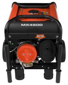 MX4500 handles