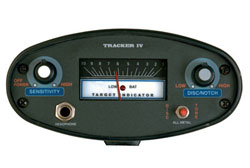 Tracker IV display