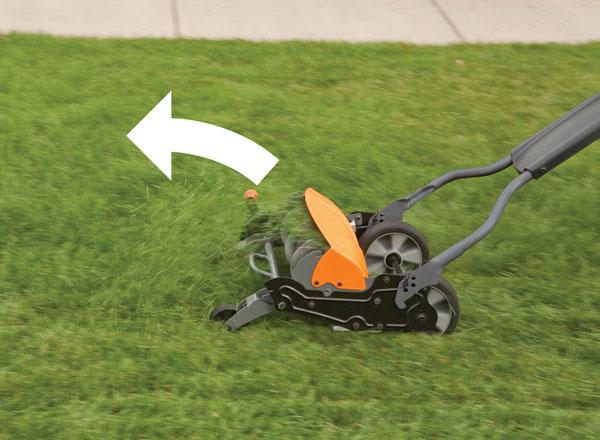 fiskars 6201 18 inch staysharp max push reel lawn mower thebestbuyshop. Black Bedroom Furniture Sets. Home Design Ideas