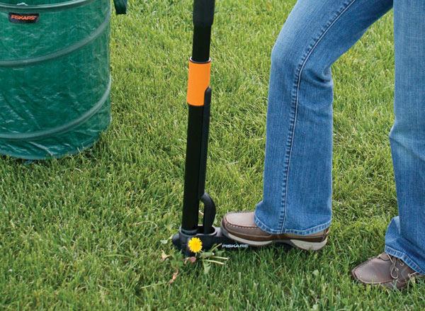 Fiskars 7870 Uproot Lawn And Garden Weeder Ebay
