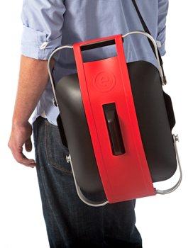 portable back