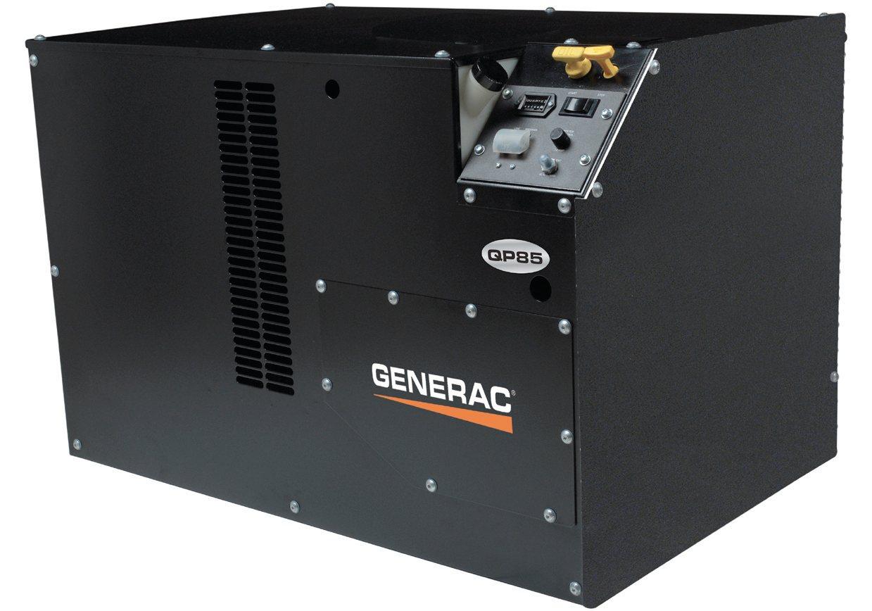 Amazon.com: Generac 5851 QP85D 8,500 Watt QuietPact Diesel Powered RV