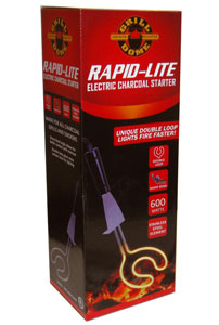 Rapid-Lite Electric Charcoal Lighter