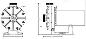 Hayward Booster Pool Pump
