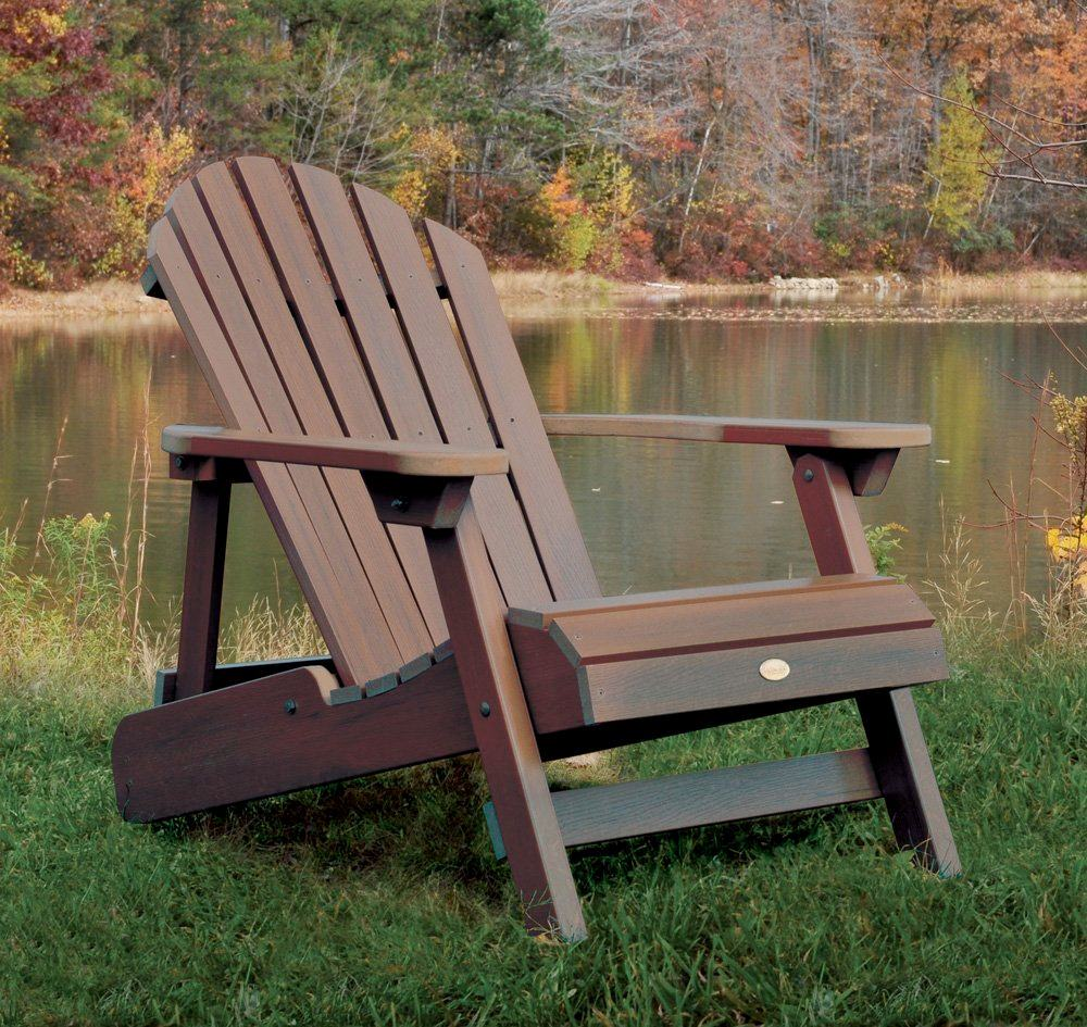 Wooden adirondack chair plans composite pdf plans Composite adirondack chairs