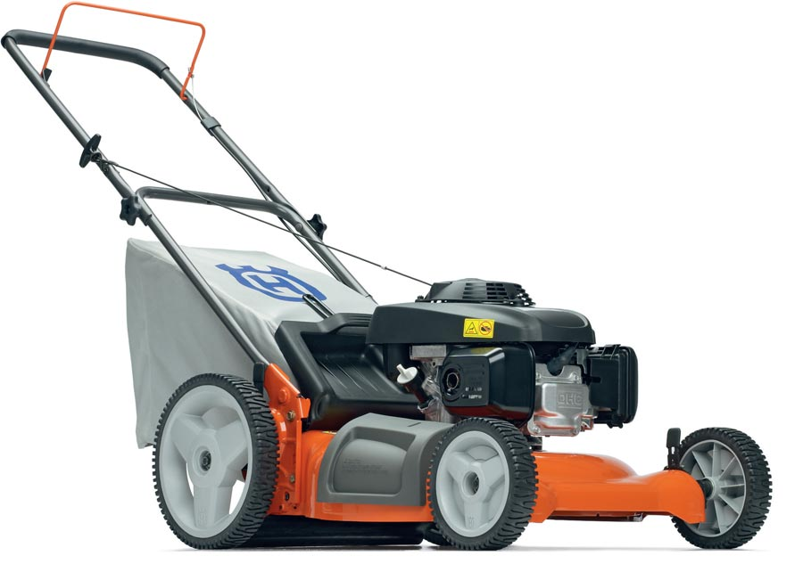 amazoncom husqvarna p   cc honda gcv gas powered    push lawn mower