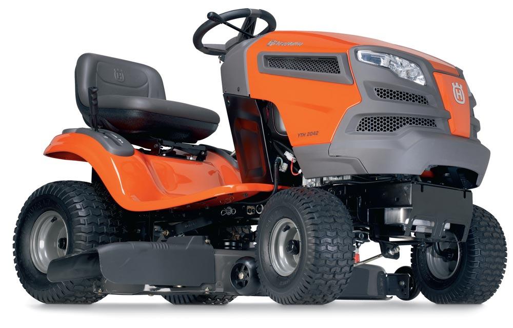 42 Husqvarna Garden Tractors : Amazon husqvarna yth inch cc hp briggs