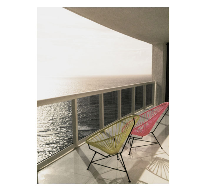Exceptionnel Acapulco Lounge Chair