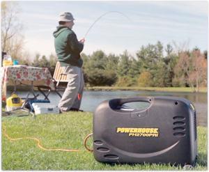 PH2700PRi outdoors