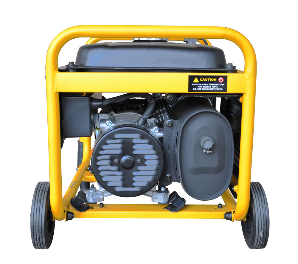 Generator Spark Arrestor : Portable gas powered generator carb compliant watt