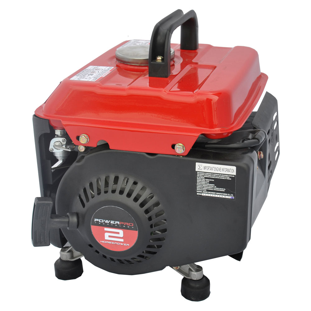Amazon.com : PowerPro 56100 2-Stroke 1000-Watt Generator : Garden ...