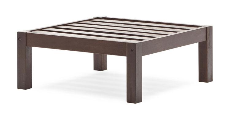 strathwood gartenm bel anderson hocker element aus hartholz. Black Bedroom Furniture Sets. Home Design Ideas