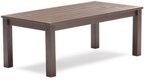 Strathwood outdoor furniture