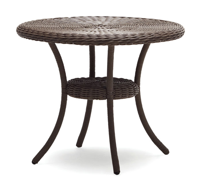 Strathwood Hayden All Weather Wicker Table : B005T60F14 2 from www.amazon.co.uk size 700 x 670 jpeg 51kB