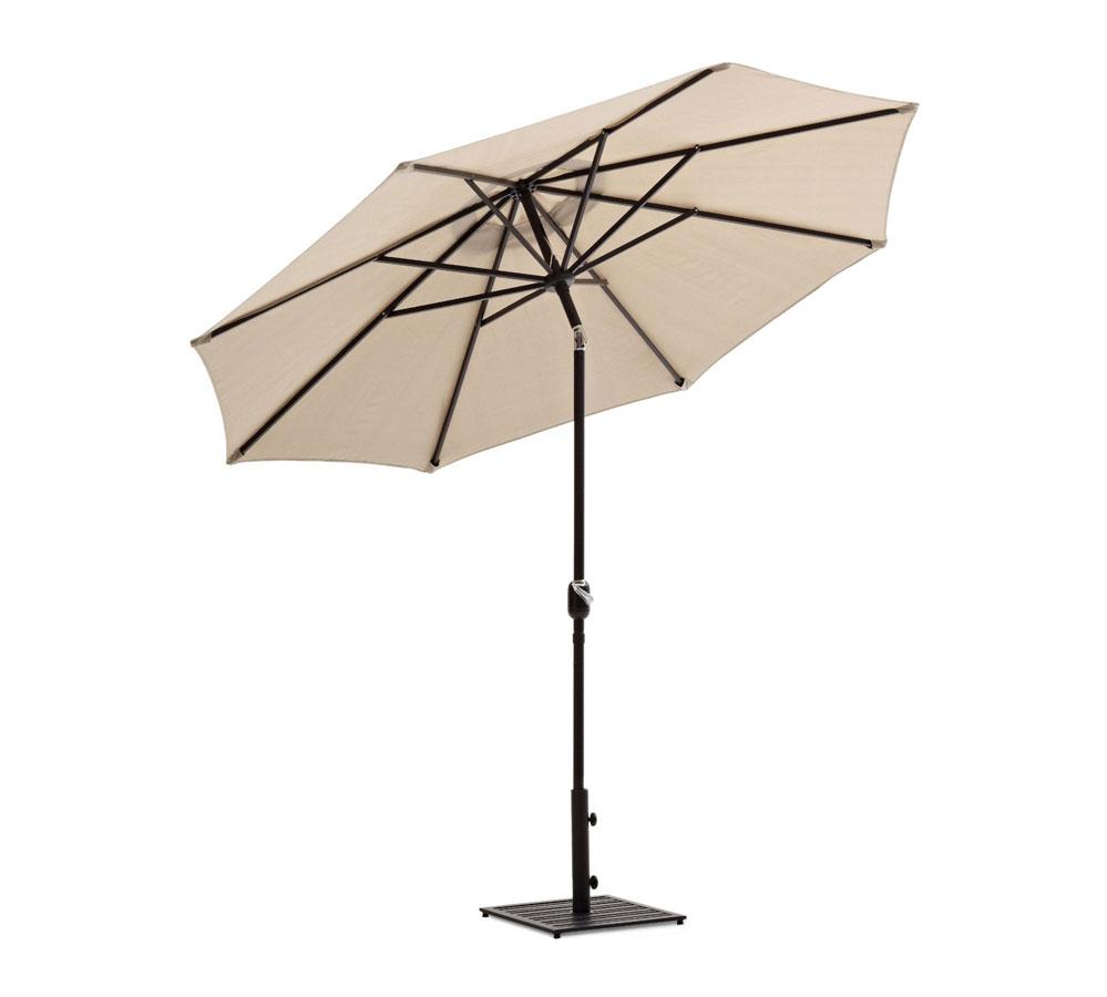 Strathwood Rhodes Market Umbrella Patio
