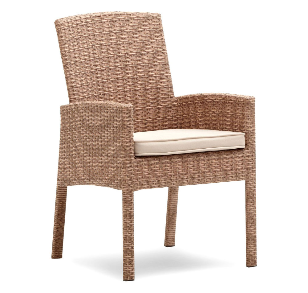 Amazon Dining Chairs: Amazon.com : Strathwood Griffen All-Weather Wicker Dining