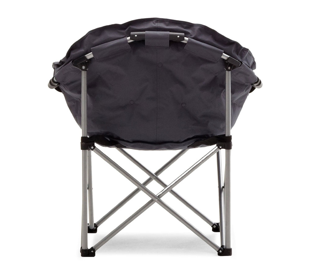 Strathwood Basics Padded Club folding Chair patio or