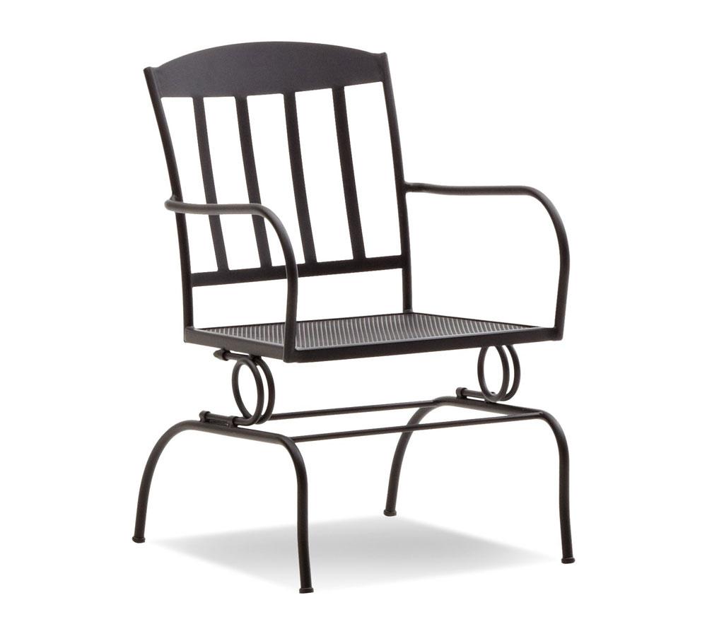 Strathwood Basics Steel Mesh Spring Dining Chair Set of 2