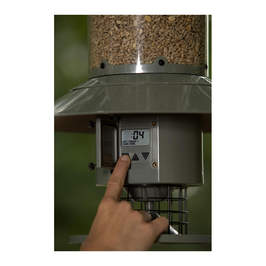 Amazon wingscapes autofeeder automatic bird feeder