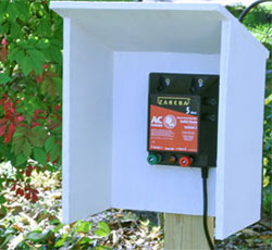 Electric Fence Garden Protector Electric Fence Kits