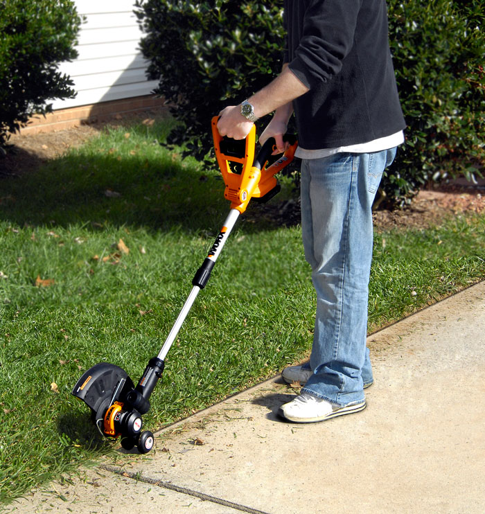 Landscaping Gas Tools : Worx wg inch volt lithiumpower