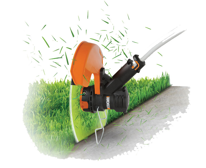 Best String Trimmer >> Amazon.com : WORX WG168 40-volt Lithium Cordless Grass Trimmer and Edger : String Trimmers ...