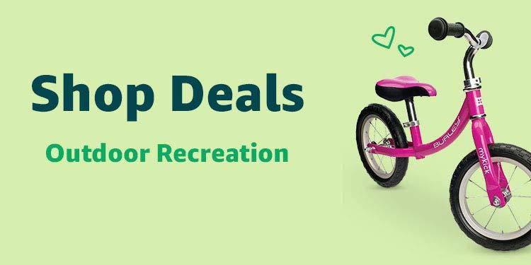 Outdoor Recreation - Shop deals